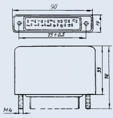 Микросборка Т-101 У2