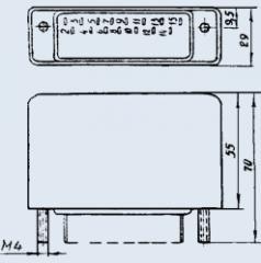 Микросборка Т-103 У2