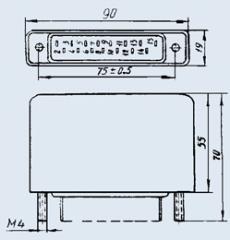 Микросборка Т-303 У2
