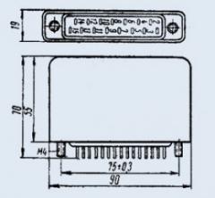 Микросборка Т-401 У2
