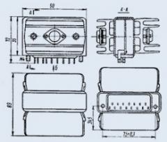 Микросборка Т-405 У2