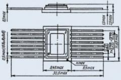 Микросхема 530ТВ9