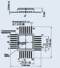Микросхема 5559ИН13У