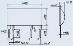 Микросхема К294КП7ВП5