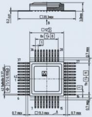 Микросхема КН1015ПЛ5А