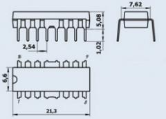 Микросхема КР1182ПМ1