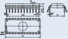 Микросхема КС573РФ2