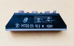 Модуль оптотиристорный МТО2-25-10