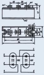 Модуль оптотиристорный МТОТО-100-6