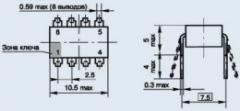 Оптоэлектронное реле К293ЛП8Р