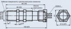 Переключатель бесконтактный БТП-211-93 24В