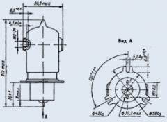 Переключатель вакуумный В2В-1В 15А 4кВ