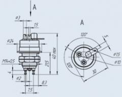 Переключатель вакуумный П1Д-1В 3А 1.5кВ