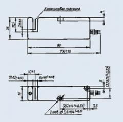 Переключатель концевой КВД-6М