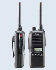 Портативная радиостанция Icom IC-F3GS