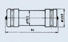 Разрядник нерезонансный 4378Д
