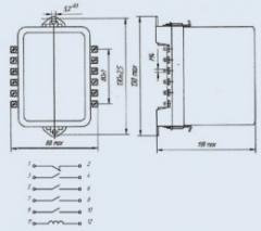 El relé intermedio РП-23 220В