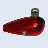 Светильник БАНО-45 красный