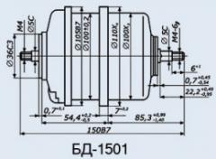 Сельсин-датчик БД-1501 кл.1