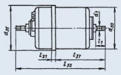 Сельсин-датчик БД-160А кл.1 ЛШ3.153.000