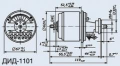 Сельсин-датчик ДИД-1101 кл.1
