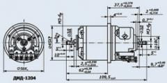 Selsyn sensor DID-1204 kl.1