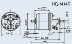 Selsyn sensor ND-1414B kl.1