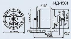 Selsyn sensor ND-1501 kl.1