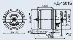 Selsyn sensor ND-1501B kl.1