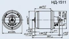 Selsyn sensor ND-1511 kl.1