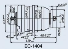 Сельсин-приемник БС-1404ПТВ кл.2