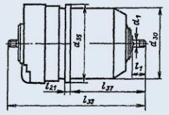 Сельсин-приемник БС-1405Б кл.1