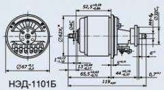 Selsyn receiver NED-1101B kl.1