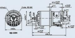 Selsyn receiver ED-1204
