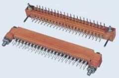 Соединитель низкочастотный прямоугольный МРН44-3
