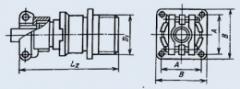 Соединитель низкочастотный цилиндрический 2РМ14БПН4Ш1В1