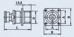 فرکانس پایین اتصال استوانه 2RMG18BPJe7Sh1E2