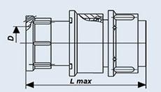فرکانس پایین اتصال استوانه 2RMT14KPJe4G1A1V