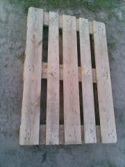 Pallets of 800x1200 mm. To buy, Ukraine. Price