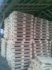 Pallets 800x1200 1000x1200 1200x1200. To buy