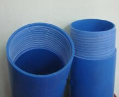 Filters for wells on the basis of the made foam