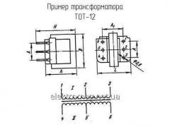 Трансформатор  ТОТ-12
