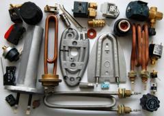 Запчасти для влажно-теплового оборудования (ВТО)