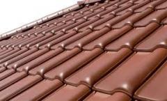 The ceramic tile Kharkiv, a ceramic tile the