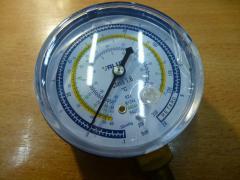 Манометр Value BL низкого давления Синий R