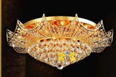 Коллекция элитных люстр и светильников