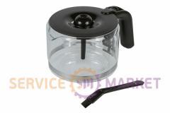 Колба + крышка + щеточка для чистки CP9948/01 к кофеварке Philips 996510073714 (996510064772) , артикул 10000