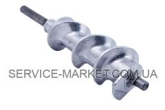 Шнек (без уплотнительного кольца) для мясорубки Белвар 304525004 , артикул 3518