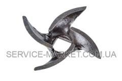 Нож (с острыми краями) для мясорубки Эльво (универсальный) , артикул 9539