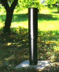 Polyethylene distributive column (switching